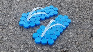 2 Bottle Caps Craft Ideas - Best Out Of Waste