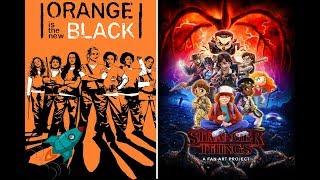 10 Mejores series de Netflix que les gustarán a todos sin excepción
