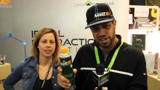 WeedTV Exclusive: IES MZ12X Extraction Solvent Cannabis Cup 2014