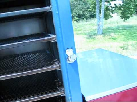 The BBQ Pitmaster's at Pitmaker BBQ Pits Show Off the Most Efficient Insulated BBQ Pit Smoker ...