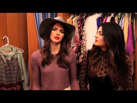 Kendall & Kylie Jenner for Madden Girl