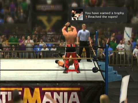 THE ROCK vs SHAWN MICHAELS! WWE 2K14 Dream Matches episode 2