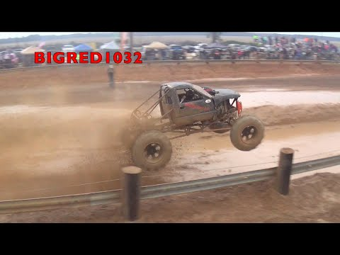 DISRESPECT hammers down at Twittys mud bog