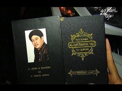 40 Hari Peringati Wafatnya Uje - Intens 5 Juni  2013 video