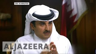 Qatar emir: Our sovereignty is a red line