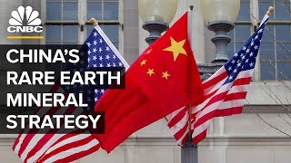 Why China's Control Of Rare Earth Minerals Threatens The United States
