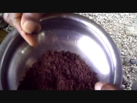 Organic Cocoa How to make fresh  product