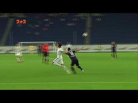 СК Дніпро-1 - Волинь - 5:0. Як команда з Луцька перервала безпрограшну серію в Першій лізі