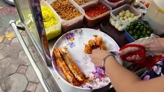 [ Món ngon Hà Nội ] -Bánh Tráng Cuốn