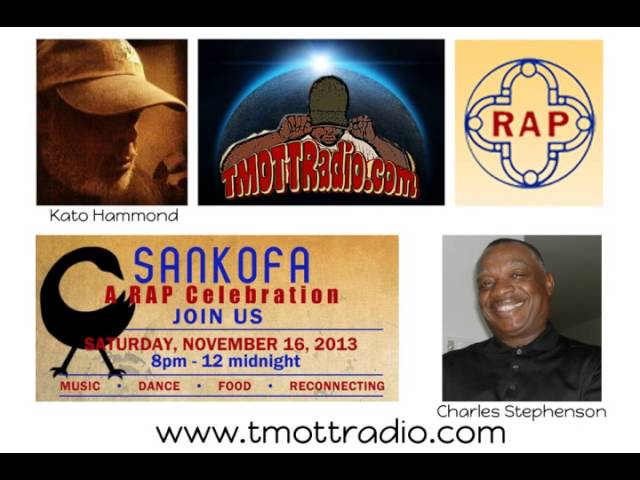 TMOTTRadio: Interview with Charles Stephenson | 11/5/13