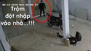 Trộm quay lại tìm Xe Ôm Vlog