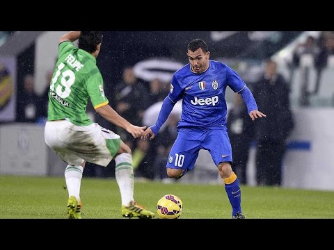 Juventus-Parma 7-0 9/11/2014 Highlights