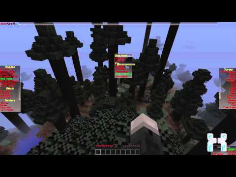 Minecraft : 1.8 .x Hacked Client - Weepcraft - Too many mods ! [HD]