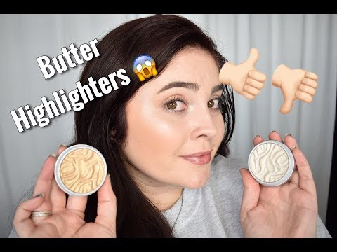 Physician's Formula Butter Highlighters   Review + Demo