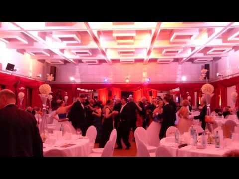 Semperopernball 2017 - Spiegelsaal - Live-Video#202 - Chacha tanzen zu Pretty Women
