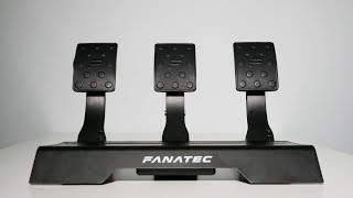 Педали Fanatec CSL Elite Pedals