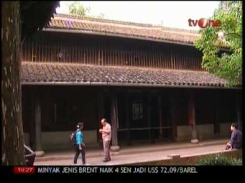 Ningbo City on Indonesia TV part 3
