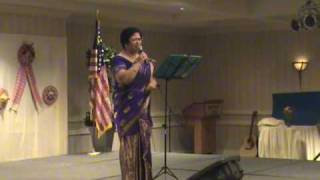 Poka Dhanor Maje maje - Assamese Song - Bongeet - Dr.Ruprekha Bhuyan