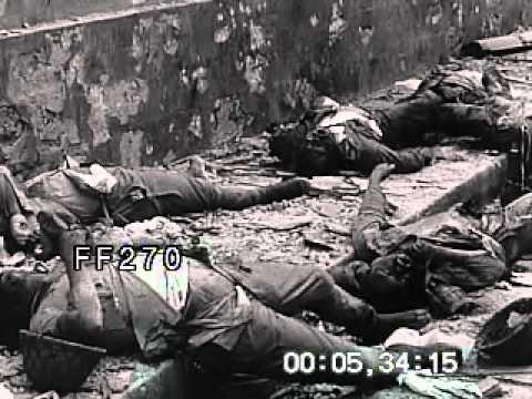 8:06 YouTube  [戦争の実録映像] 太平洋戦争~フィリピンの戦い(玉砕:マニラ、レイ