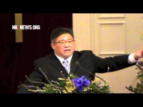 Kenneth Bae, U.S. missionary detained in North Korea, delivers sermon