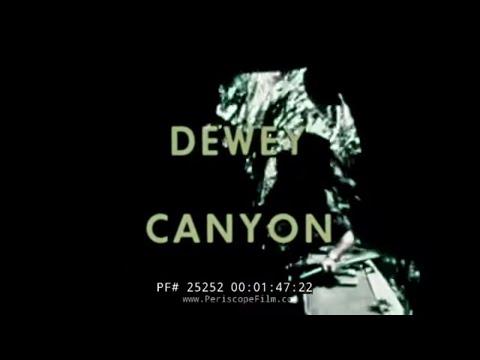OPERATION DEWEY CANYON 1969 VIETNAM WAR OFFENSIVE 25252