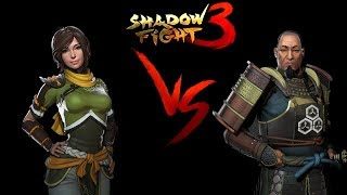 Shadow Fight 3 - June vs Ling