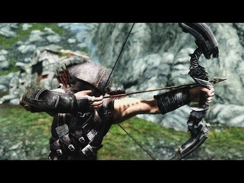 Skyrim Mods Review 14: Emperors Will. Elven Scout Armor. Seasons of Skyrim. Thieves Guild Armor HD