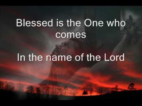 Christ For The Nations - Blessed Is The One