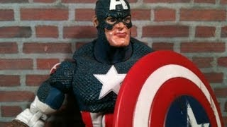 Marvel Legends Ultimate Captain America Review