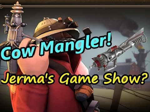 TF2: Cow Mangler Soldier: Jerma's Game Show?