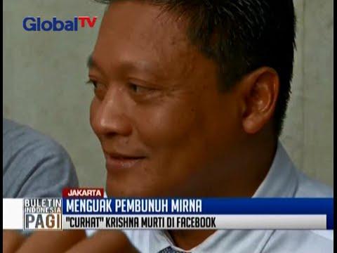 Krishna Murti memberi keterangan soal hubungan penyidik dan pengacara Jessica - BIP 12/02