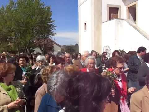 Domingo de Ramos em Ferreira do Z�zere
