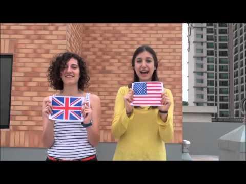 american and british