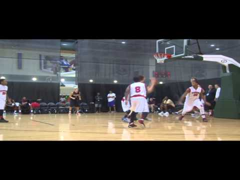 Nate Fowler #21 (King James Shooting Stars Highlights 2013)