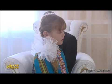 Президент Туркменистана посетил русскую семью