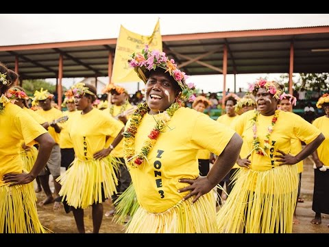 Celebrating the Future: Women's microfinance project in the Solomon Islands