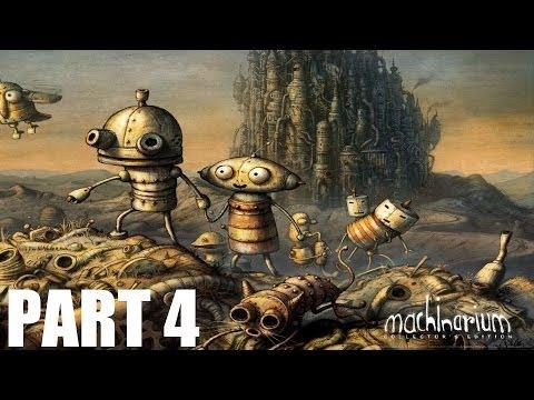 Machinarium – Playthrough Part 4