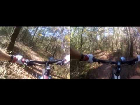 27.5 (650b) vs 29er Showdown! (Giant Anthem Advance vs Orbea OCCAM 29er)