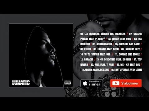 download lagu Booba - Lunatic Album Complet gratis