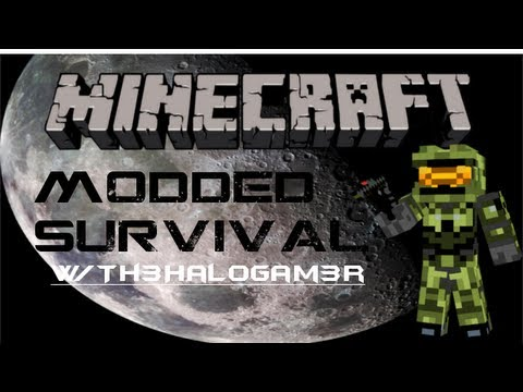 Minecraft: Modded Survival S4 Ep. 2 *Home and Karma*