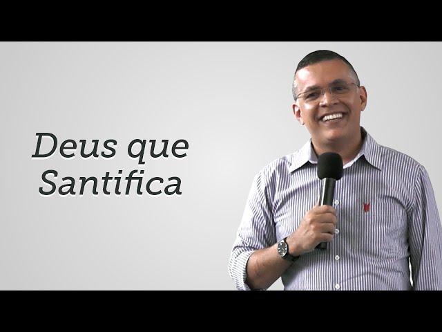 [Trecho] Deus que Santifica - Daniel Santos