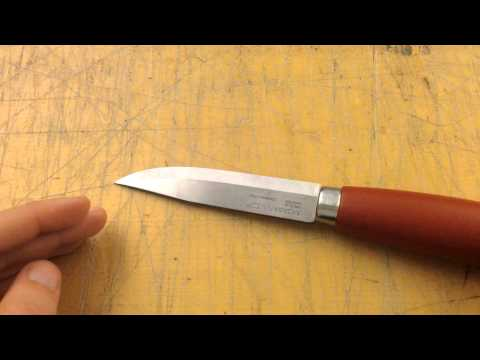 Mora Classic no. 2 in depth review   Knife reviews by Ice