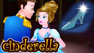Cinderella full movie story HD| Fairy Tales (2017)English Subtitles| stories By Tiny Dreams Kids .