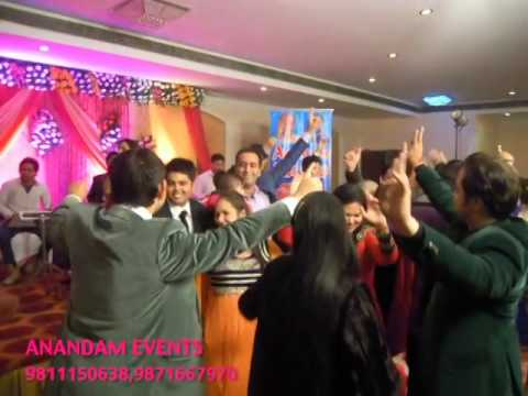 Ladies sangeet by ANANDAM MUSIC GROUP