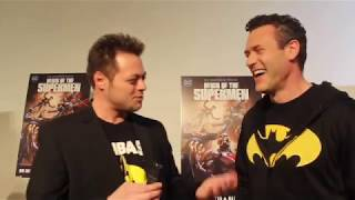 REIGN OF THE SUPERMEN Premiere: Jason O'Mara on Batman in a World Without Superman