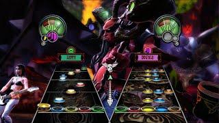 Guitar Hero 3 Career Guitar Battle vs. Lou Expert (541599)