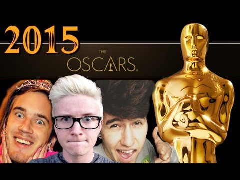 OSCARS 2015 YOUTUBER AWARDS!