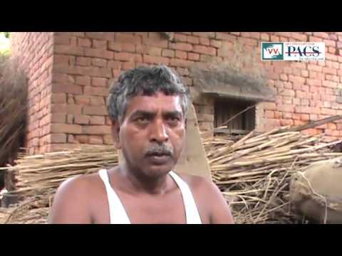 No toilets in Gopapur, Uttar Pradesh— Video Volunteer Anjana reports