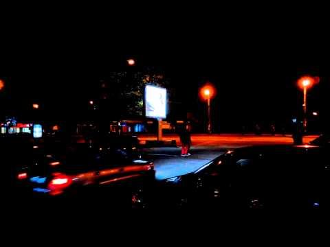 Тест камеры ThL W200S. Видео (HD ночь)