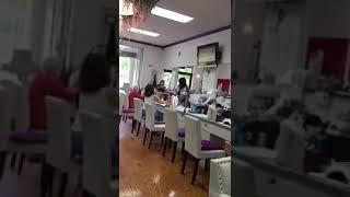KHẨU CHIẾN Ở Tiệm Nail (Tiệm Ải Tiệm Ai Không Phải Tiệm Mình - Chị Chủ Này Hiền Ghê)